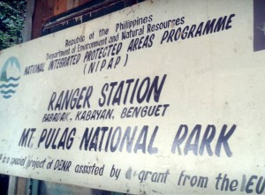 ranger station logo