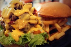 zark's ultimate burger